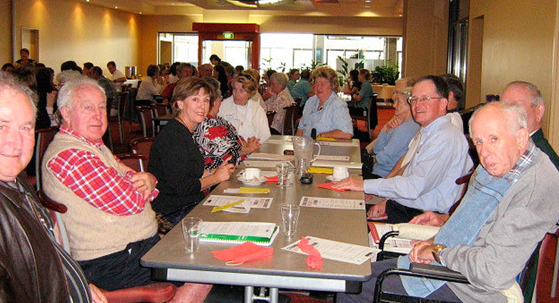 Stroke Clubs - friendship education and lots of fun
